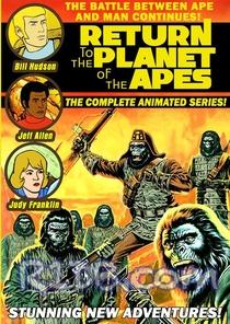 De Volta ao Planeta dos Macacos - Poster / Capa / Cartaz - Oficial 1
