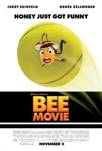 Bee Movie - A História de uma Abelha - Poster / Capa / Cartaz - Oficial 2