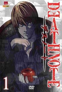 Death Note (1ª Temporada) - Poster / Capa / Cartaz - Oficial 31