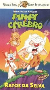 Pinky & Cérebro - Ratos da Selva - Poster / Capa / Cartaz - Oficial 1