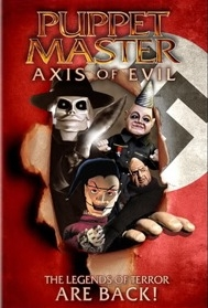 Puppet Master: Axis of Evil - Poster / Capa / Cartaz - Oficial 1