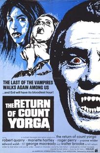 O Retorno do Conde Yorga - Poster / Capa / Cartaz - Oficial 1