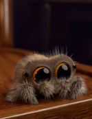 Lucas, the Spider (Lucas, the Spider)