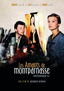 Os Amantes de Montparnasse - Poster / Capa / Cartaz - Oficial 7