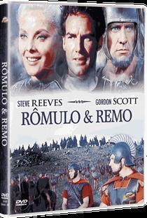 Rômulo e Remo - Poster / Capa / Cartaz - Oficial 4