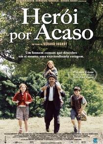 Herói por Acaso - Poster / Capa / Cartaz - Oficial 1