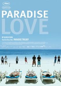 Paraíso: Amor - Poster / Capa / Cartaz - Oficial 1