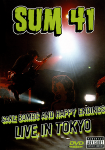 Sum 41: Sake Bombs and Happy Endings  - Poster / Capa / Cartaz - Oficial 1