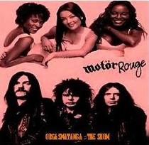 Motorrouge - Orgasmatanga Live - Poster / Capa / Cartaz - Oficial 1
