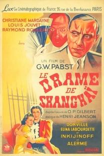 O Drama de Shanghai - Poster / Capa / Cartaz - Oficial 2