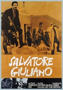 O Bandido Giuliano - Poster / Capa / Cartaz - Oficial 3
