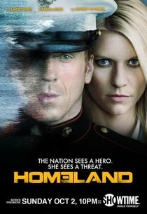 Homeland (1ª Temporada) - Poster / Capa / Cartaz - Oficial 1