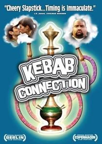 Conexão Kebab - Poster / Capa / Cartaz - Oficial 1