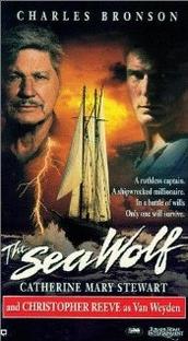O Lobo do Mar - Poster / Capa / Cartaz - Oficial 2