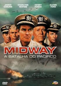 A Batalha de Midway - Poster / Capa / Cartaz - Oficial 7