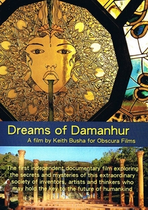 Dreams of Damanhur - The Temples of Humankind - Poster / Capa / Cartaz - Oficial 2