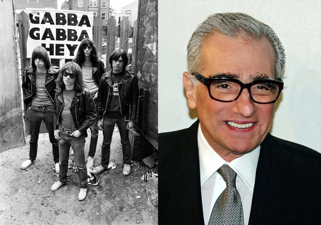 Martin Scorsese estaria preparando documentário sobre The Ramones