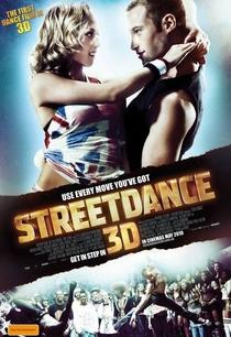 Street Dance 3D - Poster / Capa / Cartaz - Oficial 2