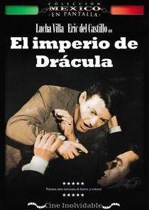El Imperio de Drácula - Poster / Capa / Cartaz - Oficial 2