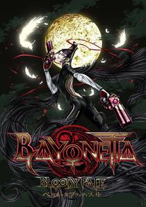 Bayonetta: Bloody Fate - Poster / Capa / Cartaz - Oficial 1