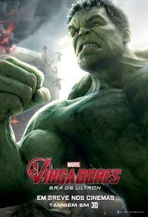Vingadores: Era de Ultron - Poster / Capa / Cartaz - Oficial 17