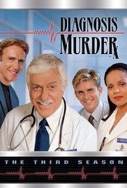 Diagnosis Murder (3ª Temporada)  - Poster / Capa / Cartaz - Oficial 1