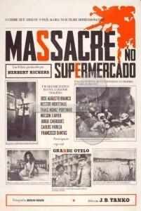 Massacre no Supermercado - Poster / Capa / Cartaz - Oficial 1