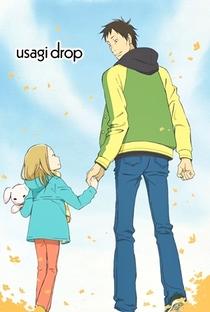 Usagi Drop - Poster / Capa / Cartaz - Oficial 4