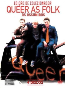 Queer as Folk - Os Assumidos - Poster / Capa / Cartaz - Oficial 1