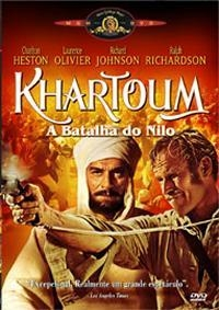 Khartoum - Poster / Capa / Cartaz - Oficial 2