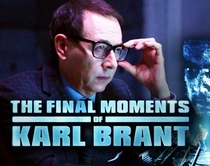 The Final Moments of Karl Brant - Poster / Capa / Cartaz - Oficial 1