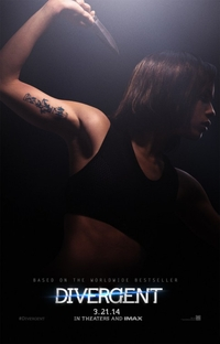 Divergente - Poster / Capa / Cartaz - Oficial 11