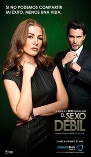 Sexo Forte, Sexo Frágil - Poster / Capa / Cartaz - Oficial 3