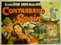 Contraband Spain - Poster / Capa / Cartaz - Oficial 6