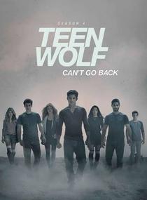 Teen Wolf (4ª Temporada) - Poster / Capa / Cartaz - Oficial 1