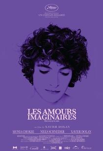 Amores Imaginários - Poster / Capa / Cartaz - Oficial 4