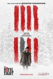 Os Oito Odiados - Poster / Capa / Cartaz - Oficial 9