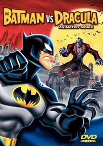 Batman Vs. Drácula - Poster / Capa / Cartaz - Oficial 1