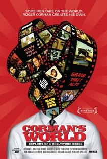 O Mundo de Corman: Aventuras de um rebelde de Hollywood - Poster / Capa / Cartaz - Oficial 1