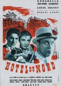 Hôtel du Nord - Poster / Capa / Cartaz - Oficial 1