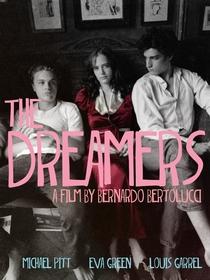 Os Sonhadores - Poster / Capa / Cartaz - Oficial 13