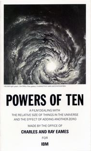 Potências de Dez - Poster / Capa / Cartaz - Oficial 1