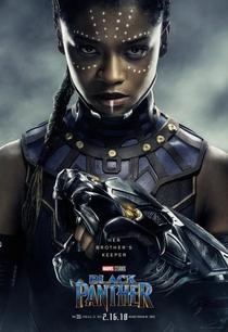 Pantera Negra - Poster / Capa / Cartaz - Oficial 16