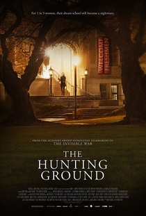 The Hunting Ground - Poster / Capa / Cartaz - Oficial 1