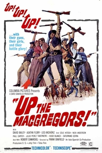 Sete Mulheres para os MacGregor - Poster / Capa / Cartaz - Oficial 2