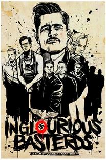 Bastardos Inglórios - Poster / Capa / Cartaz - Oficial 30