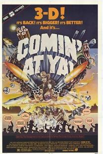 Assalto em Cine Dimensão - Poster / Capa / Cartaz - Oficial 1