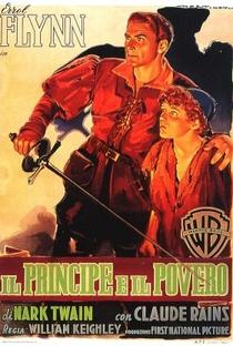 O Príncipe e o Mendigo - Poster / Capa / Cartaz - Oficial 3