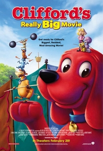 Clifford, o Gigante Cão Vermelho: O Filme - Poster / Capa / Cartaz - Oficial 1