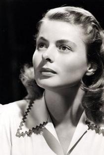 Ingrid Bergman (I) - Poster / Capa / Cartaz - Oficial 4